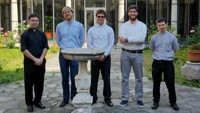Nuovi sacerdoti, 2017 - Como